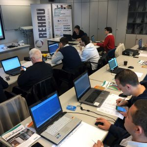 REHAU Akadémia_20181128_Tervezői tréning_Biatorbágy